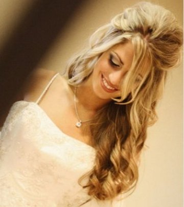 Trendy LifeStyle: Summer 2010 Wedding Hairstyles For Bride