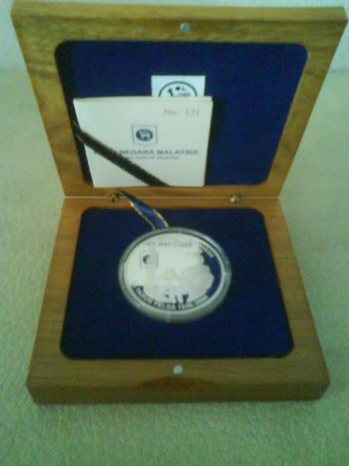 2006 COINS PROOF 50 TH FELDA