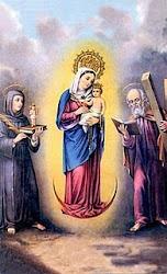"""Virgen de Chiquinquira """"La Chinita"""""""