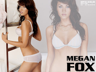 megan fox hot scene