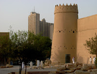 Veeds of Arabia: Fort-