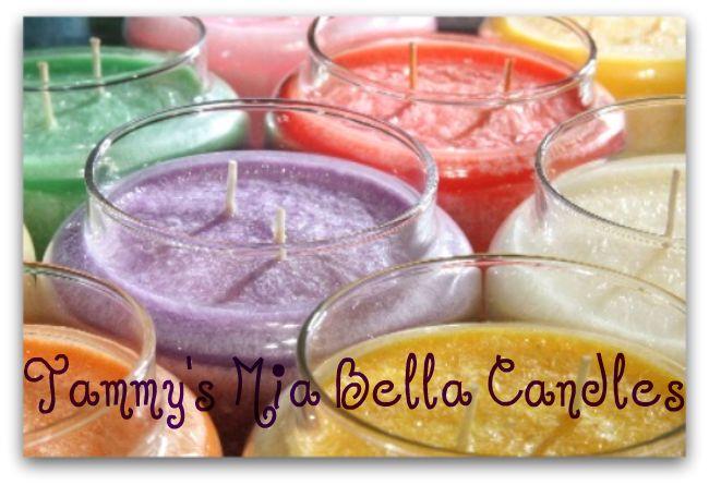 Tammy's MiaBella Candles