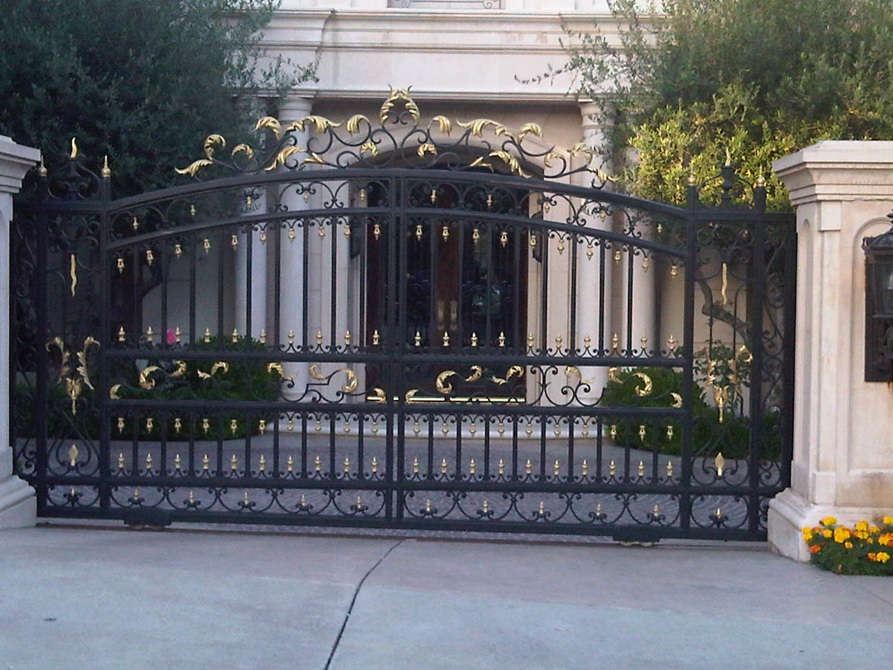 entry gate design ideas - Gate Design Ideas