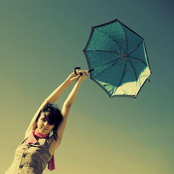 خذيني حيث المطرْ