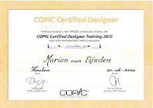 Copic Certified Designer Certi.