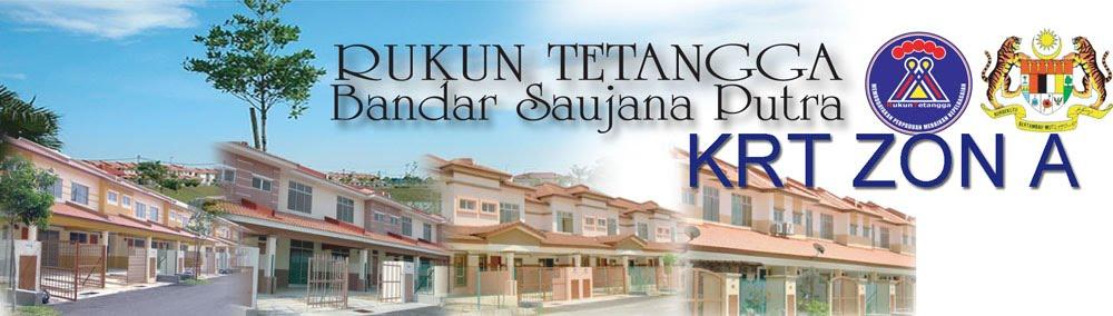 KRT Zon A, Bandar Saujana Putra