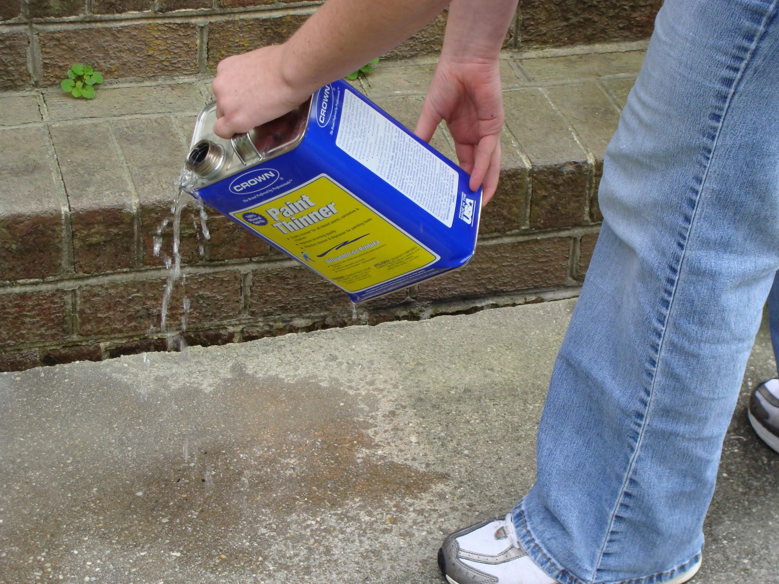 Spraypaint layering 2015 personal blog for How to clean off spray paint on concrete