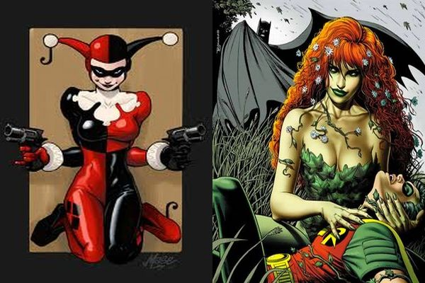 poison ivy villain. poison ivy villain images.