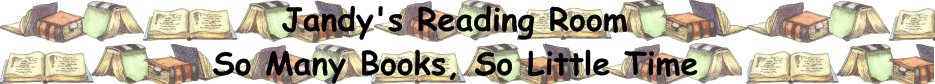 Jandy's Reading Room Blog