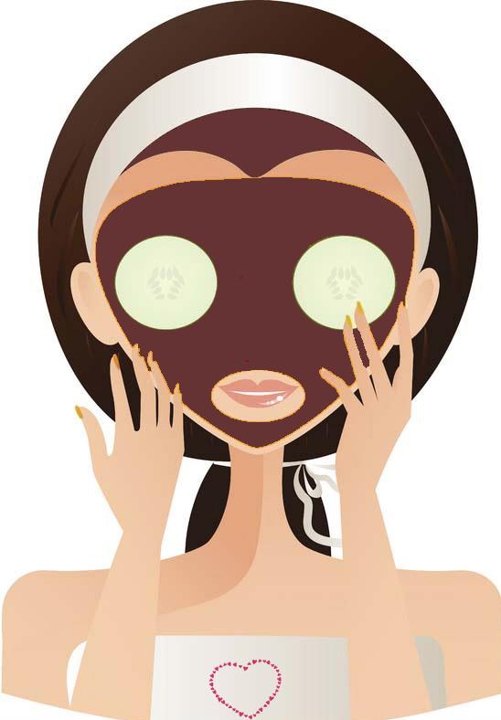 Diy Beauty Chocolate Oatmeal Cookie Facial Mask The
