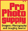 Generous Support provided by Pro Photo Supply