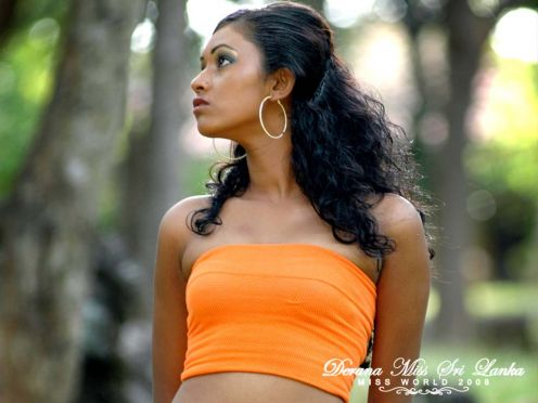 Derana Miss Srilanka2008