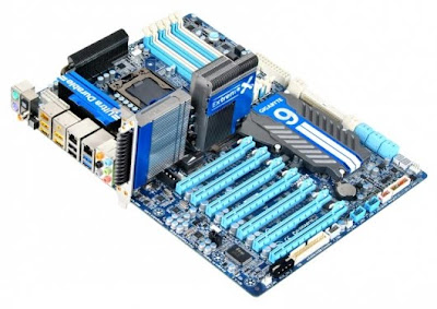 Gigabyte Terbaru Motherboard GA-X58A-UD9