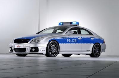 Foto Mobil Polisi Unik dan Canggih Dunia