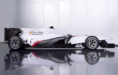 Foto F1 BMW Sauber C29