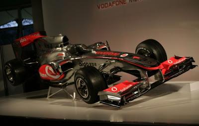 Mobil F1 McLaren MP4