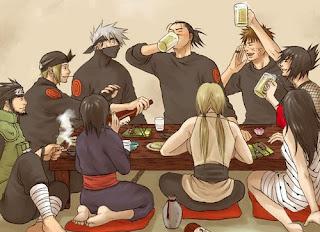 Tingkatan Ninja Naruto