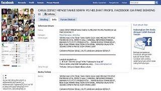 Hindari  Kelompok Penipuan Di Facebook