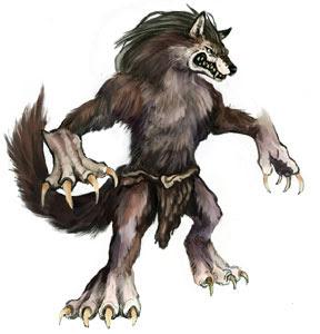 Mitos Kisah Manusia Serigala