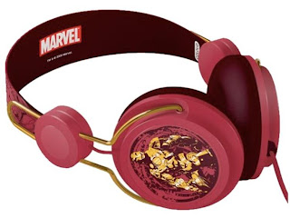 Headphone Unik Coloud Marvel Headphone