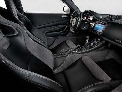 Mobil Lotus Evora 2012