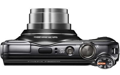 Kamera FujiFilm FinePix F300EXR Long Zoom 15x