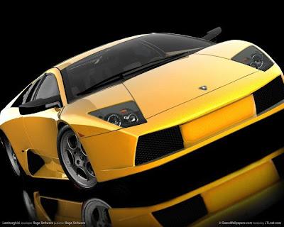 Mobil Lamborghini Terbaru 2012