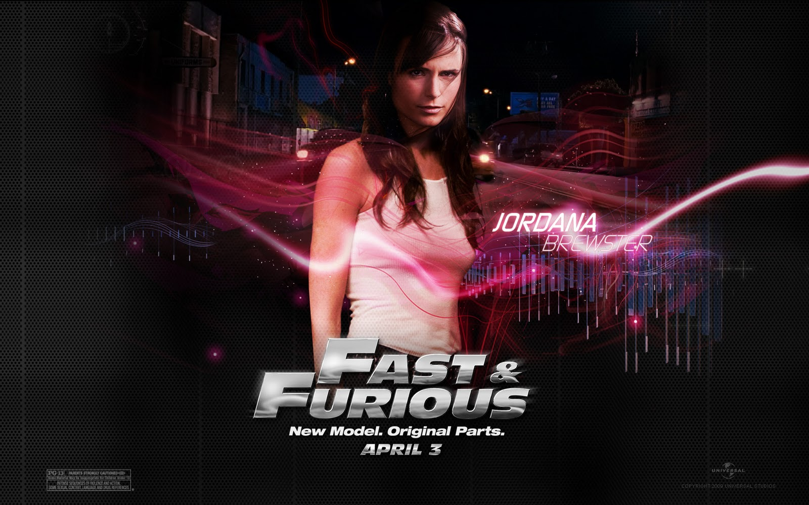 Film Fast and Furious V Bioskop 2011