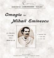 EMINESCU, chintesenţa inteligenţelor româneşti