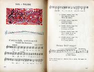 Manual de cântece (perioada interbelică)