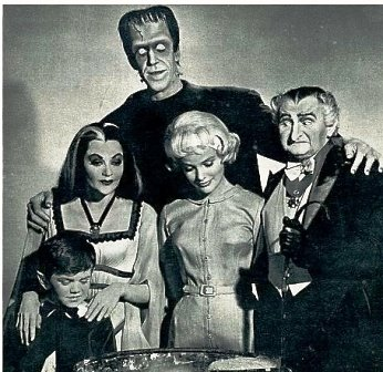 TV. Series. La familia Munster