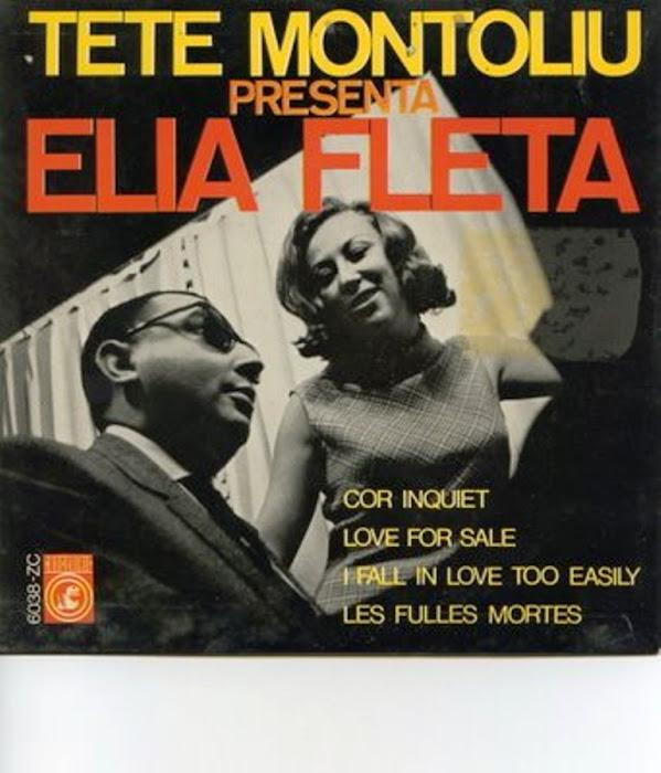 Elia Fleta y Tete Montoliu