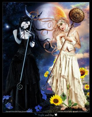 Tipos de brujas