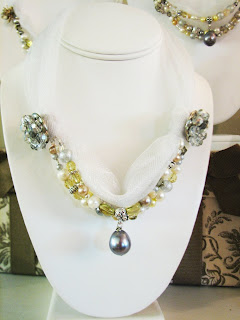 custom wedding jewelry for bridesmaids and brides laurastaley.etsy.com