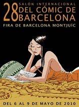 Salão Internacional de Banda Desenhada de Barcelona - 28ª edição
