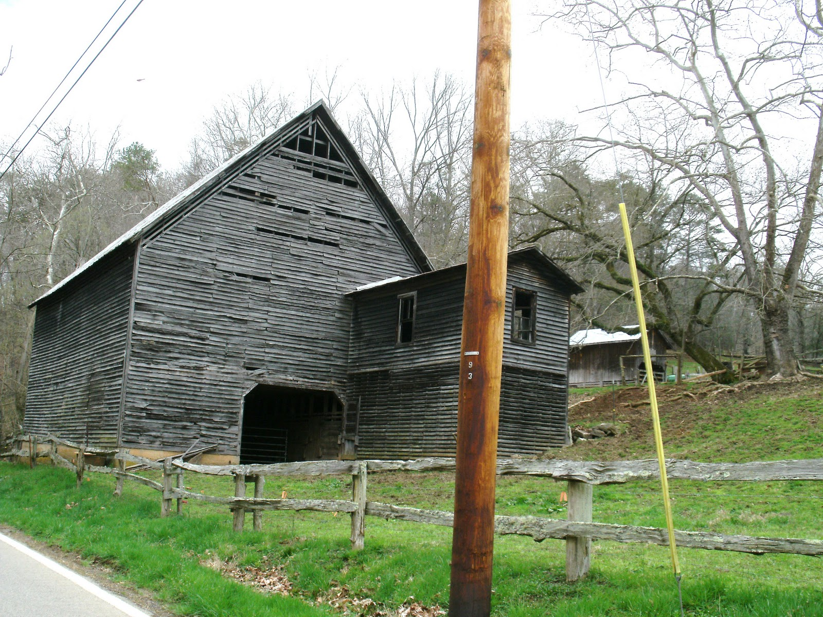 Brenda 39 S East Tennessee Homes Blog Old Barns