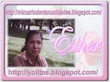 Gracias a Yolitas por este bello obsequio y por su entrada dedicada a mi blog.