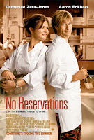no reservations, no reservations poster