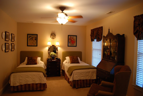 Married couples who visit don t seem to mind sleeping in separate beds for  a night or two  and having separate beds allows. Imparting Grace  My new guest room