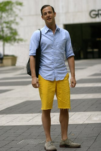 yellow spring guys How to choose what color to wear with so many options to pick from, choosing a color to wear can be difficult oftentimes, the choice can be further complicated by the event you're dressing for make.