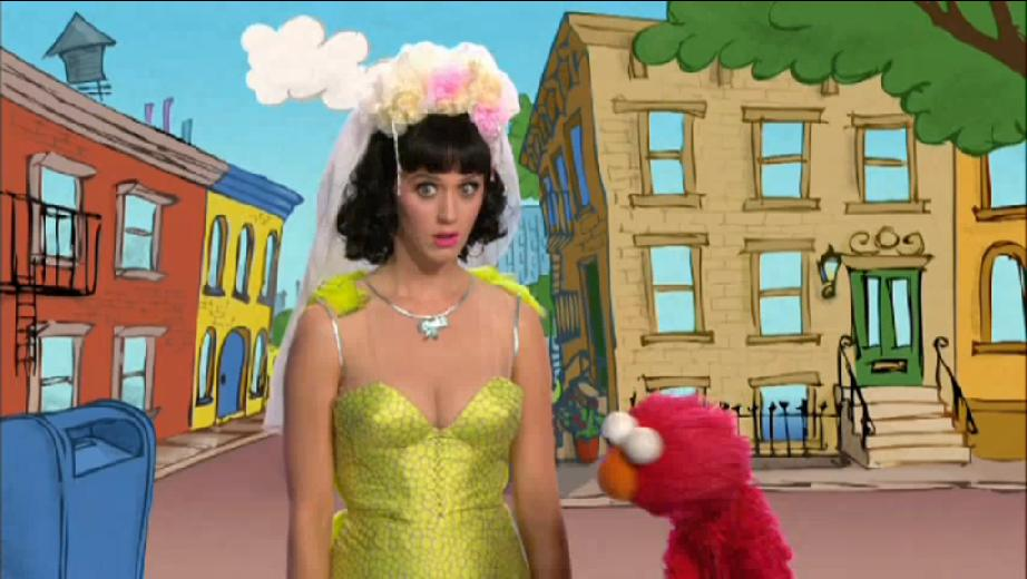 katy perry elmo