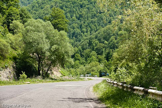 Ijevan Dilijan Landscapes