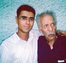 مع الشاعر أحمد فؤاد نجم