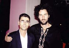 مع الممثل صالح البكري
