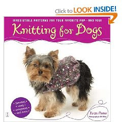 Knitting Patterns For Dogs Book : DOG-HANDMADE