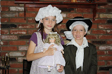 Colonial Night Costumes