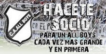 Por un ALL BOYS cada dia mas GRANDE