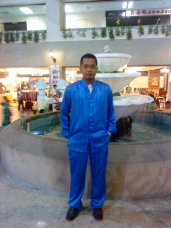 hmm to blog or not to blog?: Male Baju Raya Project Completed