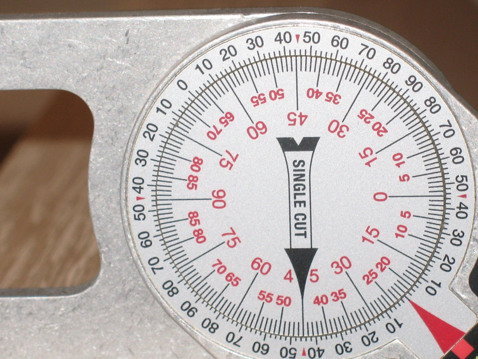 how to draw a protractor