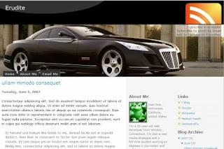 Erudite Blogger Template mdro.blogspot.com